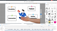 Hand Drawn Presentation Software