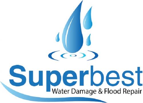 Company Logo For SuperBest Water Damage & Flood Repa'