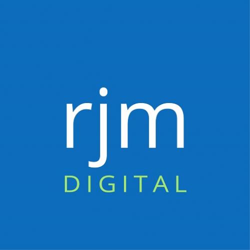 Company Logo For RJM Digital'