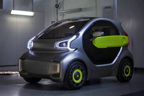 Small Electric Vehicles Market'