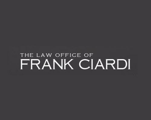 Company Logo For The Law Office of Frank Ciardi'