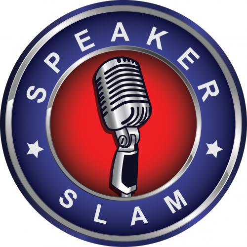 Company Logo For Speaker Slam'