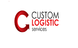 Company Logo For Custom Logistic Services'