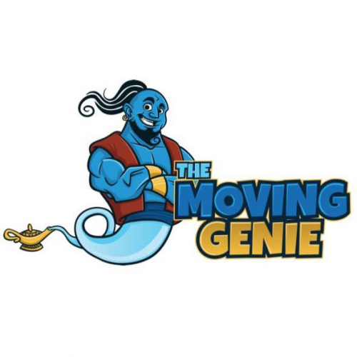 Company Logo For The Moving GENIE'