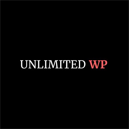 Company Logo For UnlimitedWP'