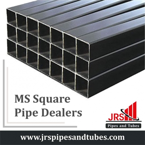 MS Square  PIpes and Tubes'