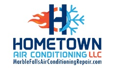 Company Logo For Hometown AC Service and Tune-Ups'
