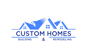 Company Logo For Custom Homes Building and Remodeling'