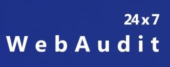 Company Logo For WebAudit24x7'