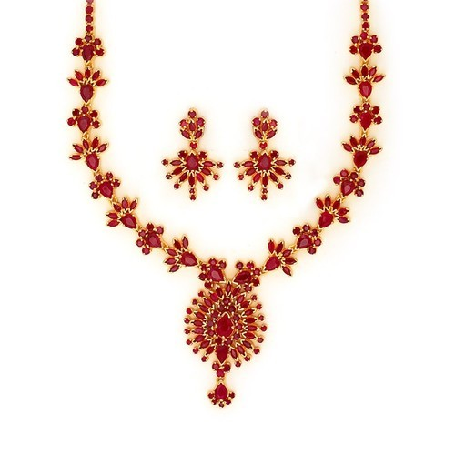 Ruby Necklace Market'