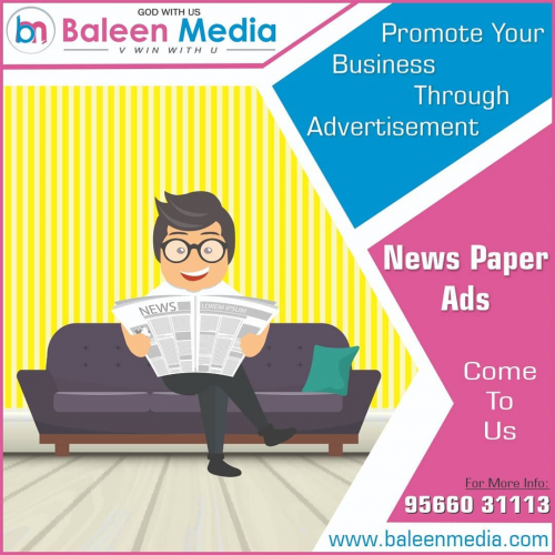 Baleen Media Best Advertising Agency in Chennai.'