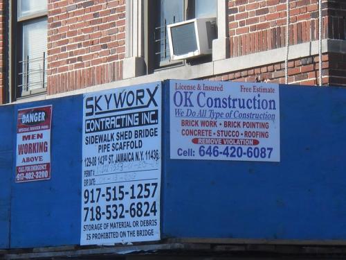 Company Logo For Ok Construction Company & brick poi'