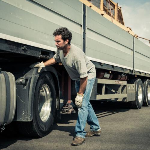 Heavy Duty Truck And Trailer Repair'