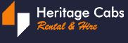 Company Logo For Heritage Cabs'