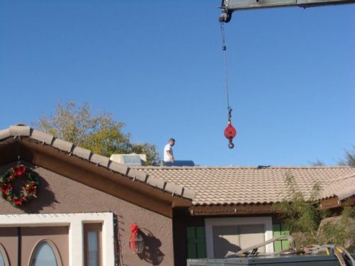 hvac contractor'