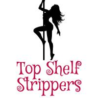 top shelf strippers nh Logo