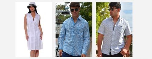 New Arrivals - Casual Tropical Wear'