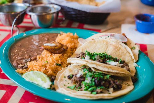 Authentic Mexican Food'