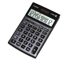 Pocket Calculators'