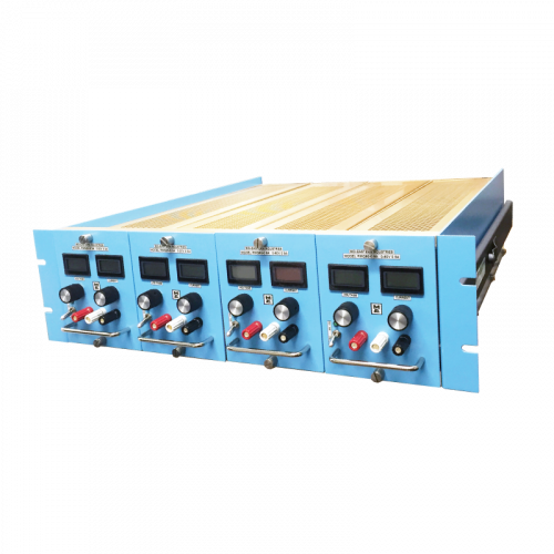 Mid-Eastern Industries New RMQ Series Linear Power Supplies'