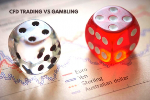 CFD Trading vs Gambling'