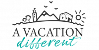 A Vacation Different Logo
