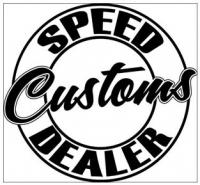 Speed Dealer Customs Logo