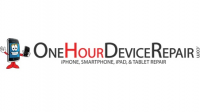 One Hour iPad Repair Issaquah Logo