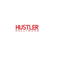 HUSTLER® Hollywood Chicago Logo
