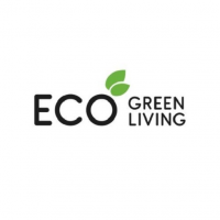 Eco Green Living Logo