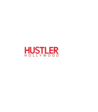 HUSTLER® Hollywood Sacramento Logo