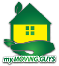 My Moving Guys, Storage Containers in CA Logo