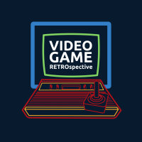 Video Game Retrospective Logo