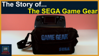 The Story of The Sega Game Gear - Video Game Retrospective