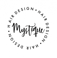 Mystique Hair Design Logo