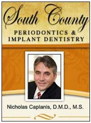 South County Periodontics & Implant Dentistry Logo