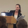 Pi Gamma Mu Executive Director, Dr. Suzanne Rupp'