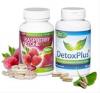 Raspberry Ketone Plus And Detox Plus Combo'