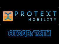 ProText Mobility, Inc. (OTCQB: TXTM) Logo