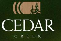 Cedar Creek by LedMac - Burnaby Logo