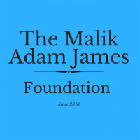 The Malik Adam James Foundation Logo
