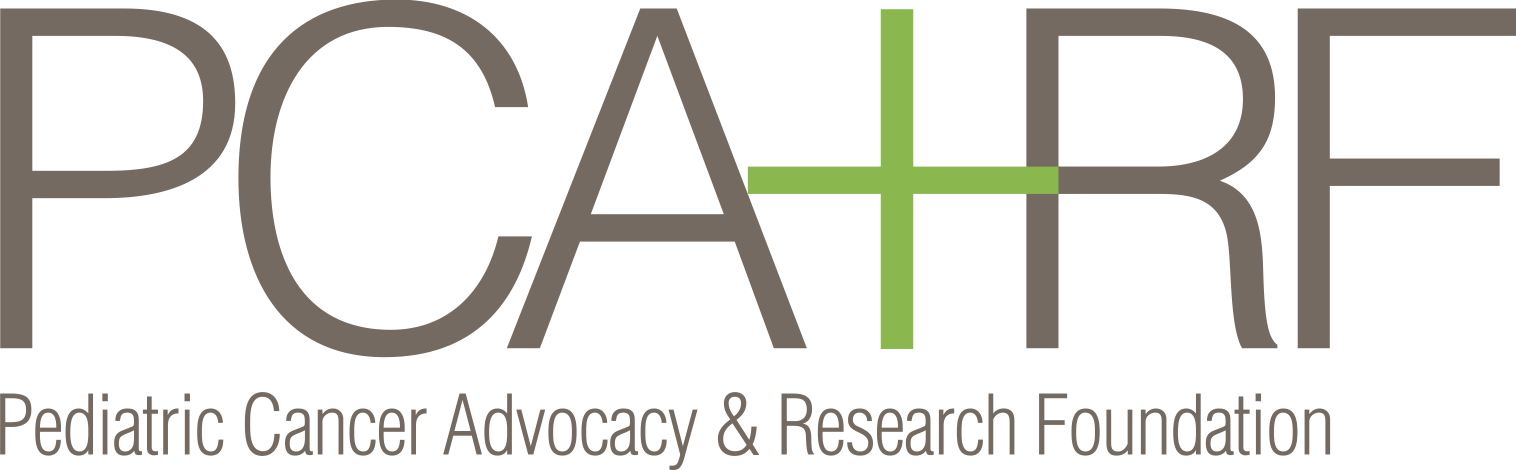 Pediatric Cancer Advocacy & Research Foundation Logo