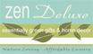 Logo for zen zen garden home, inc.'