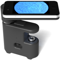 Smart Phone Microscope For Male Fertility Testing