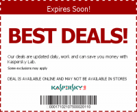 Kaspersky Coupon Code