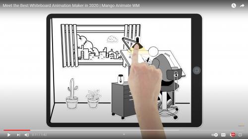 Hand Drawn Animation Software'