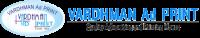 Vardhman Ad Print Logo
