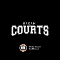 Dreamcourts - Indoor Basketball Court Melbourne Logo