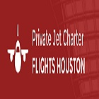 Private Jet Charter Flights Houston Logo