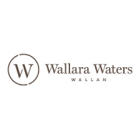 Wallara Waters Sales Centre - Frasers Property Logo